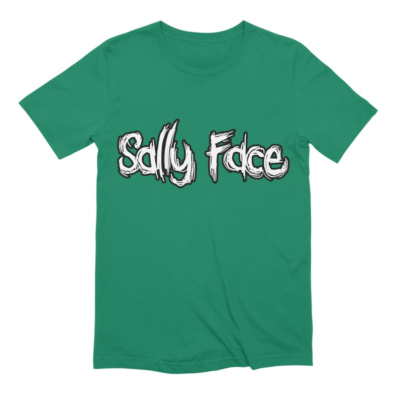 Sally Face Men's Extra Soft T-Shirt by Official Sally Face Merch