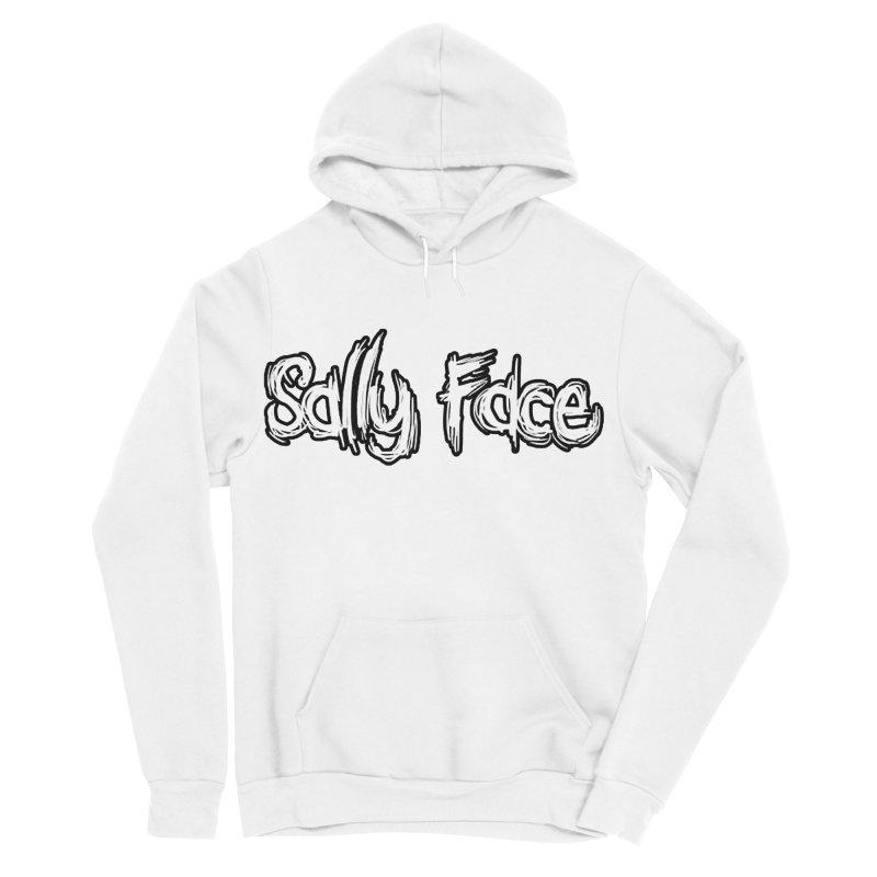 Sally Face Women's Sponge Fleece Pullover Hoody by Official Sally Face Merch