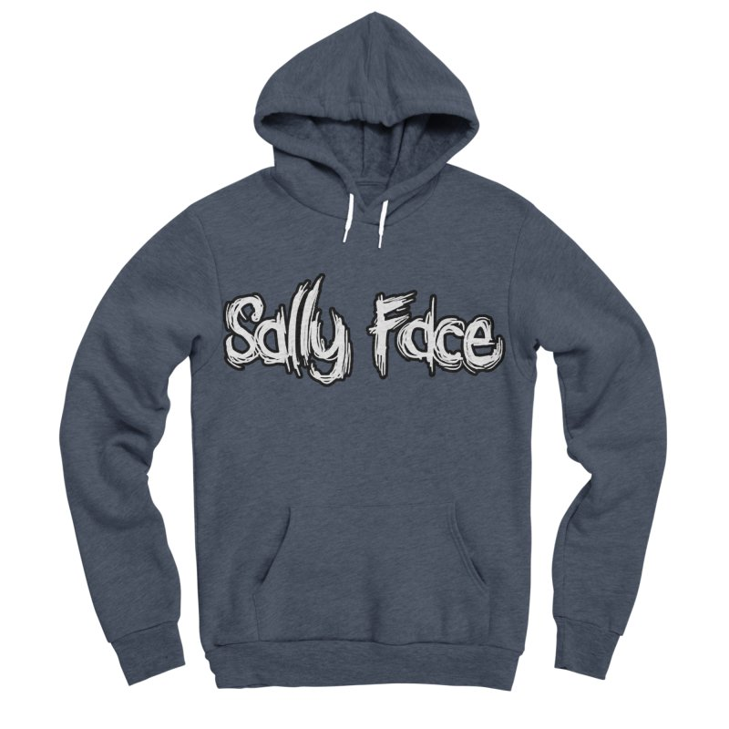 Sally Face Women's Sponge Fleece Pullover Hoody by Official Sally Face Merch