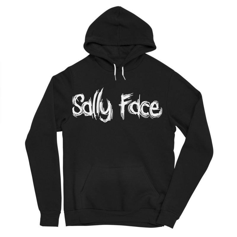 Sally Face Men's Sponge Fleece Pullover Hoody by Official Sally Face Merch