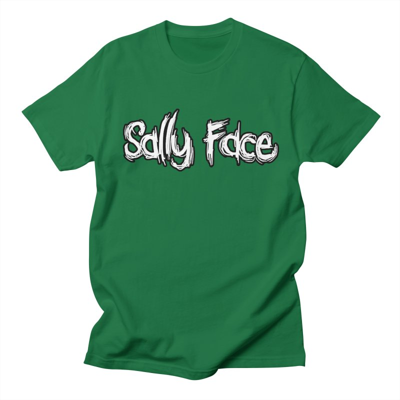 Sally Face Women's Regular Unisex T-Shirt by Official Sally Face Merch