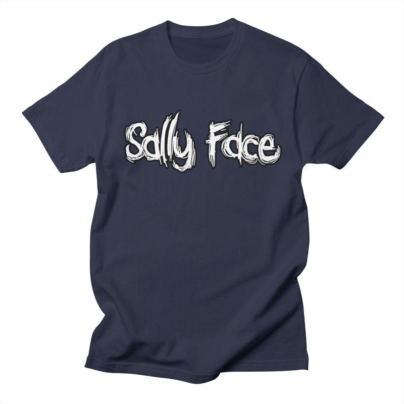 Sally Face Men's Regular T-Shirt by Official Sally Face Merch
