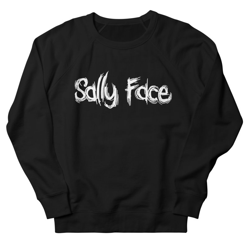 Sally Face Women's French Terry Sweatshirt by Official Sally Face Merch