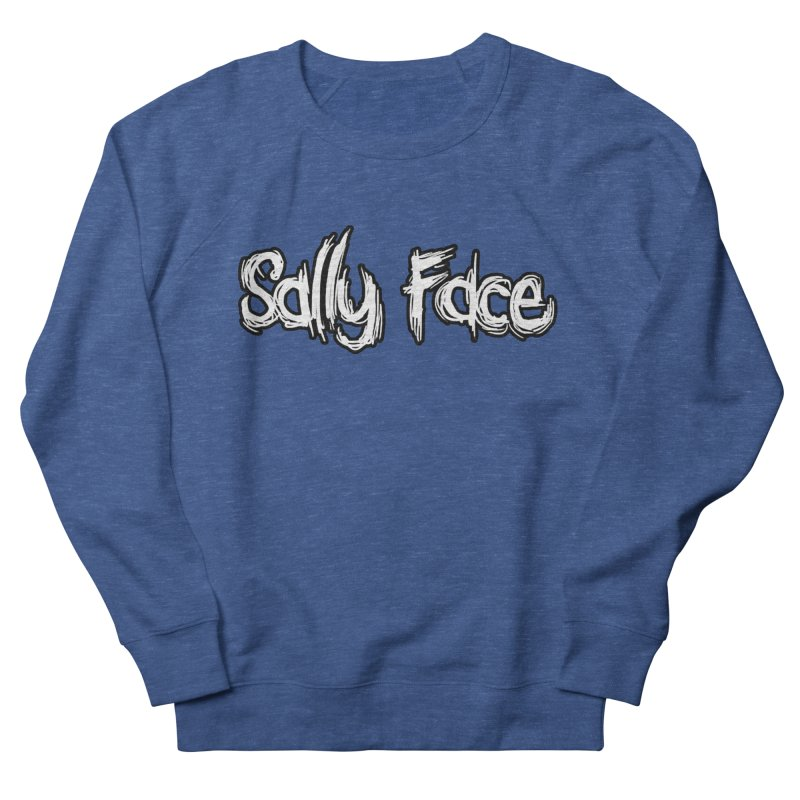 Sally Face Men's French Terry Sweatshirt by Official Sally Face Merch