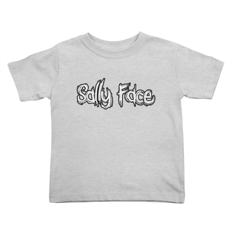Sally Face Kids Toddler T-Shirt by Official Sally Face Merch