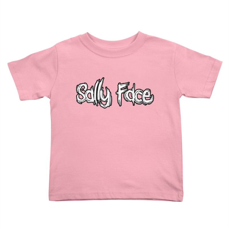 Sally Face Kids Toddler T-Shirt by Official Sally Face Merch