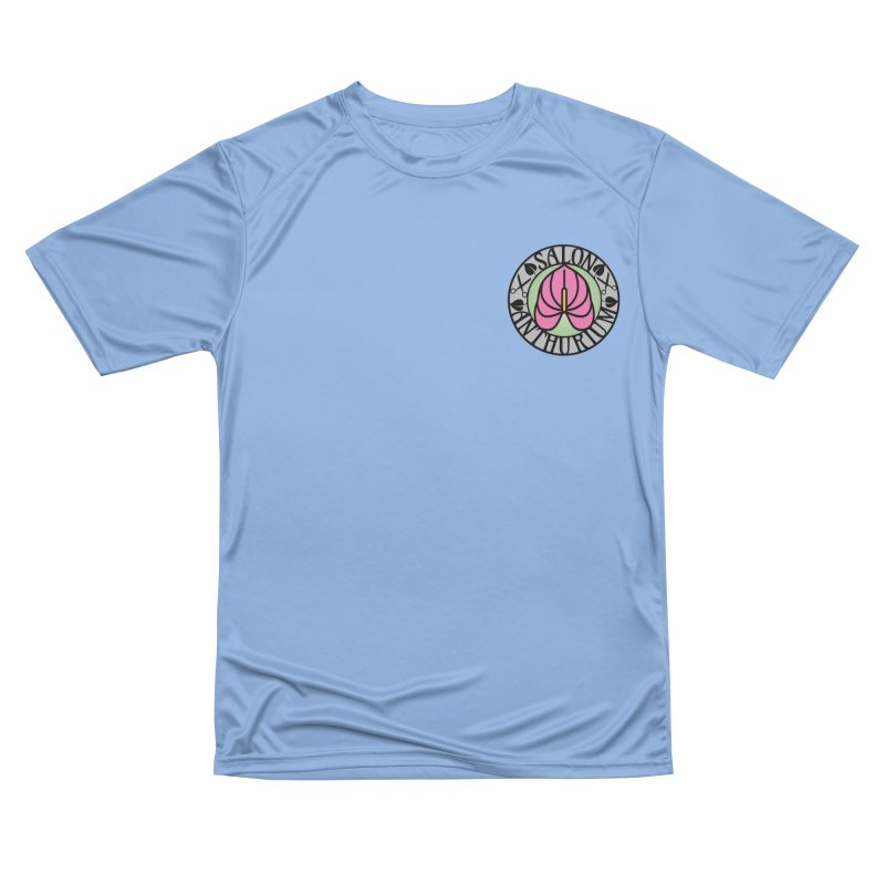 Small Logo Men's T-Shirt by salonanthurium's Artist Shop
