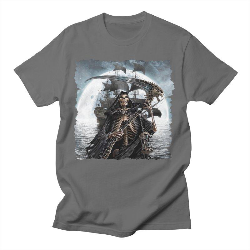Salt Devils - The Reaper Men's T-Shirt by Salt Devils