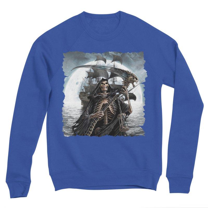 Salt Devils - The Reaper Women's Sweatshirt by Salt Devils