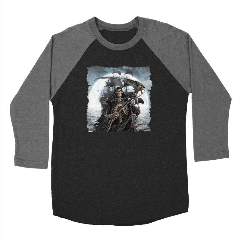 Salt Devils - The Reaper Women's Longsleeve T-Shirt by Salt Devils
