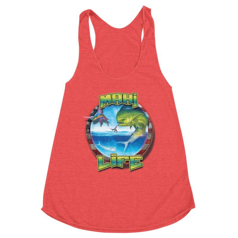 Salt Devils - Mahi Life Women's Tank by Salt Devils