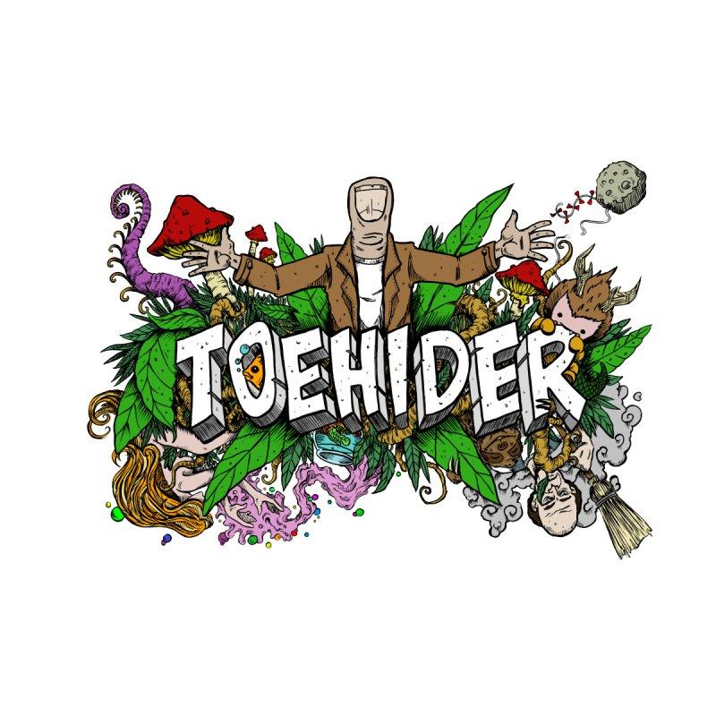 TOEHIDER! by STUFF BY SALTMARSH