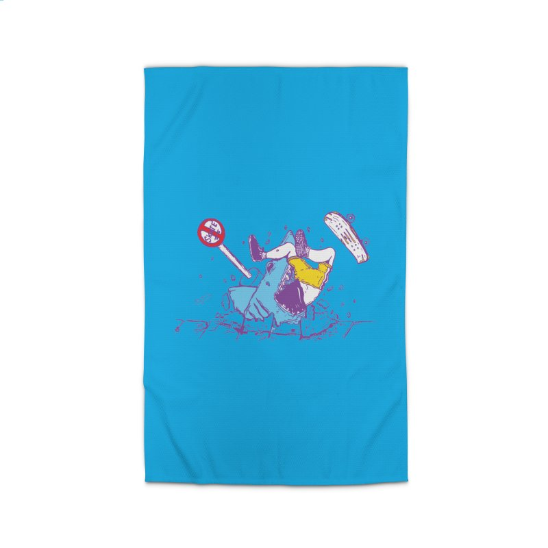 Sidewalk Surfer Home Rug by The Salty Studios @ Threadless