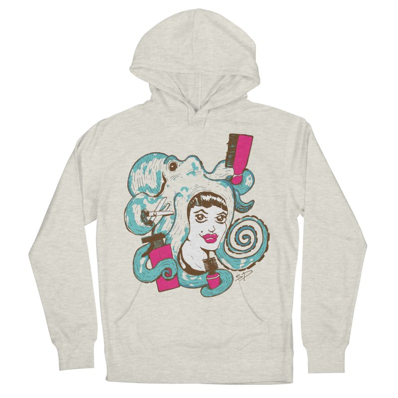 Octocuts Women's Pullover Hoody by The Salty Studios @ Threadless