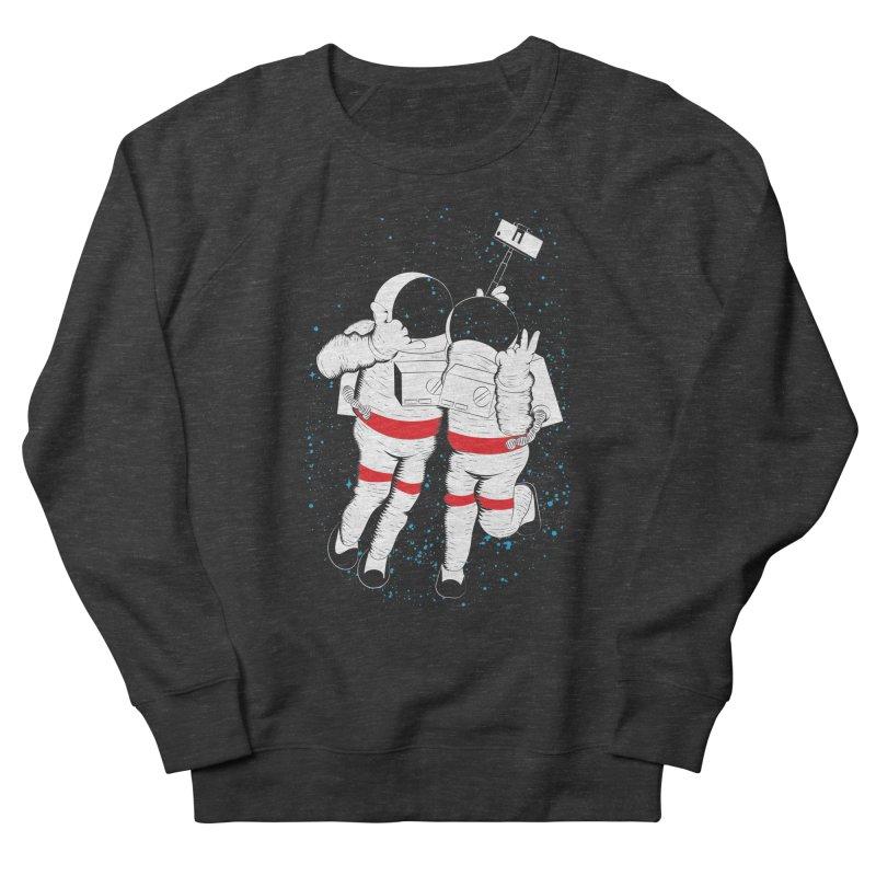 Spacie Men's Sweatshirt by The Salty Studios @ Threadless