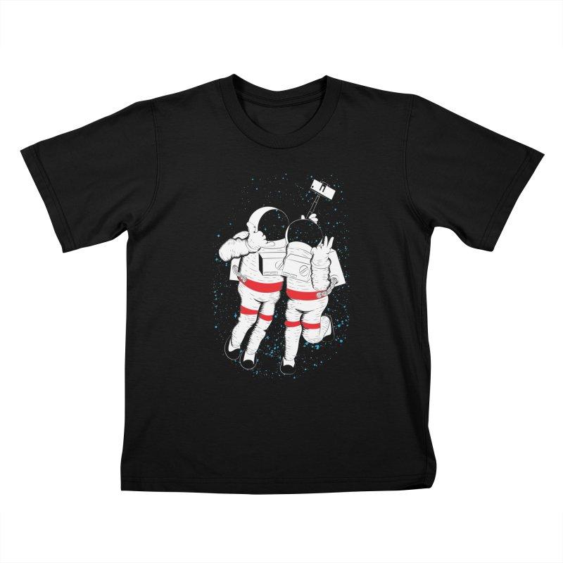 Spacie Kids T-shirt by The Salty Studios @ Threadless
