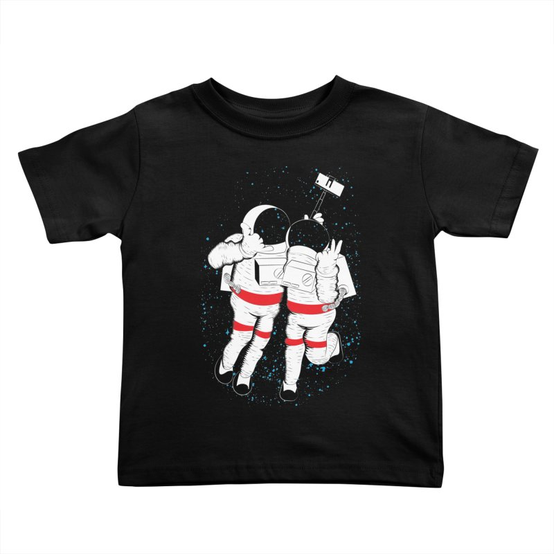 Spacie Kids Toddler T-Shirt by The Salty Studios @ Threadless