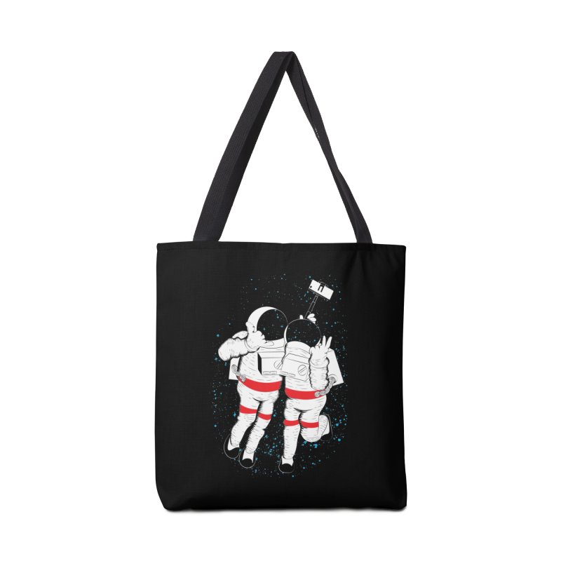 Spacie Accessories Bag by The Salty Studios @ Threadless