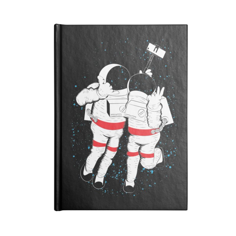 Spacie Accessories Notebook by The Salty Studios @ Threadless