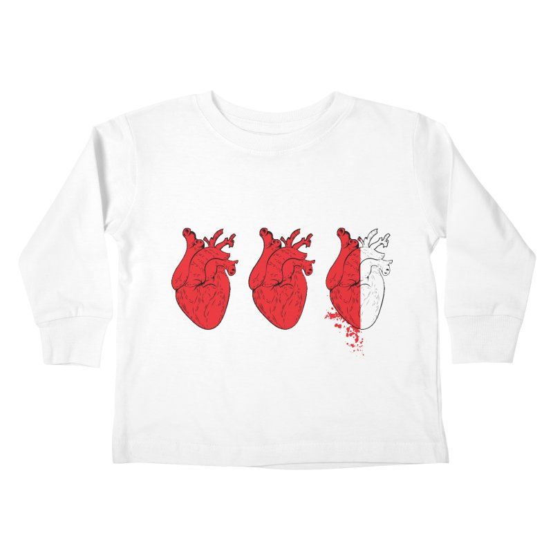 Heart Attacks   by The Salty Studios @ Threadless