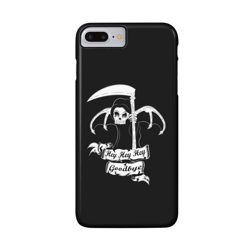 Kiss Em Goodbye Accessories Phone Case by The Salty Studios @ Threadless