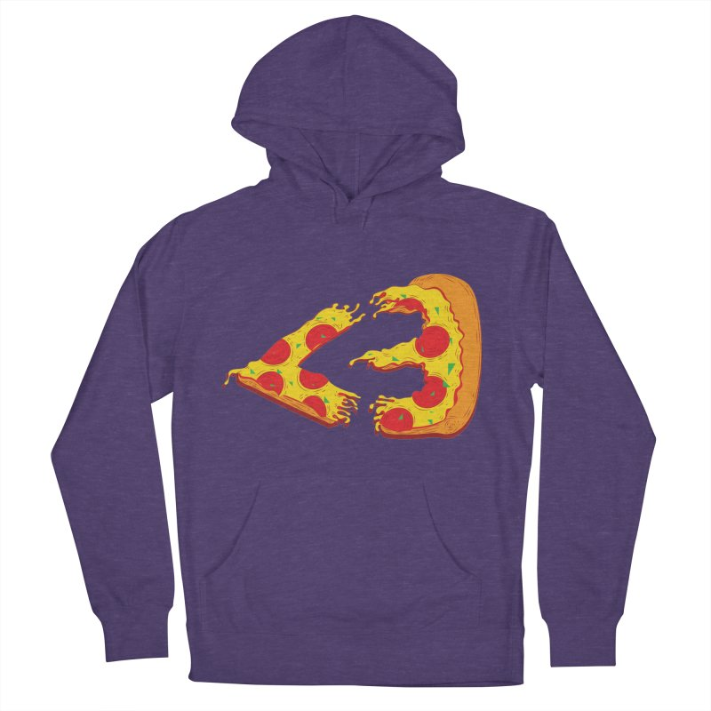PizzaMoji Women's Pullover Hoody by The Salty Studios @ Threadless