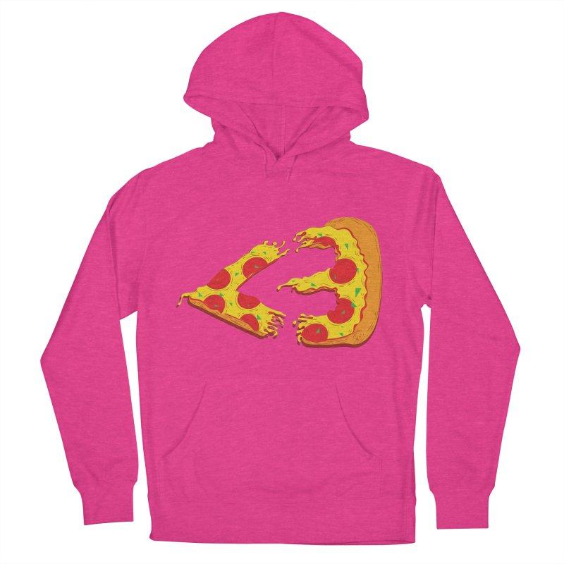 PizzaMoji Men's Pullover Hoody by The Salty Studios @ Threadless