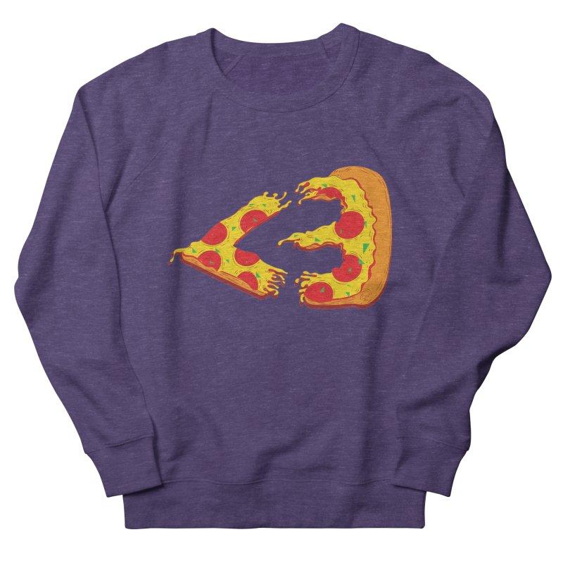 PizzaMoji Men's Sweatshirt by The Salty Studios @ Threadless