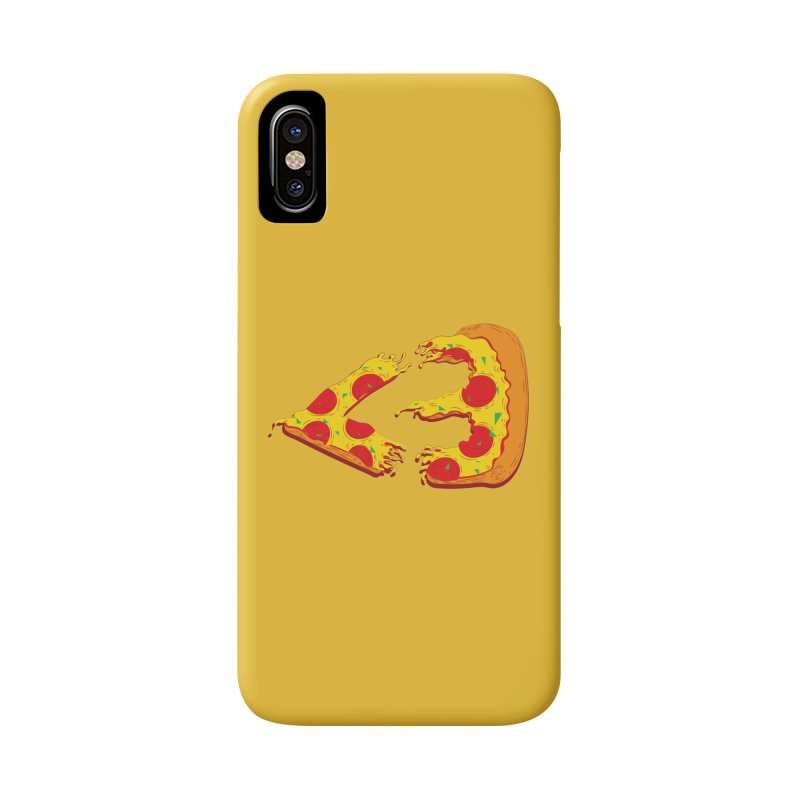 PizzaMoji Accessories Phone Case by The Salty Studios @ Threadless
