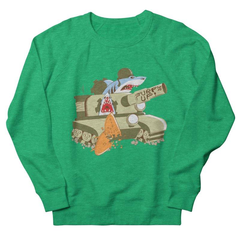 Shark Tank Women's Sweatshirt by The Salty Studios @ Threadless