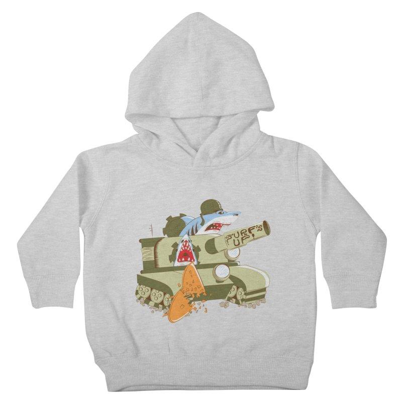 Shark Tank Kids Toddler Pullover Hoody by The Salty Studios @ Threadless