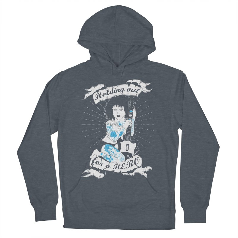 Heroes Needed Women's Pullover Hoody by The Salty Studios @ Threadless