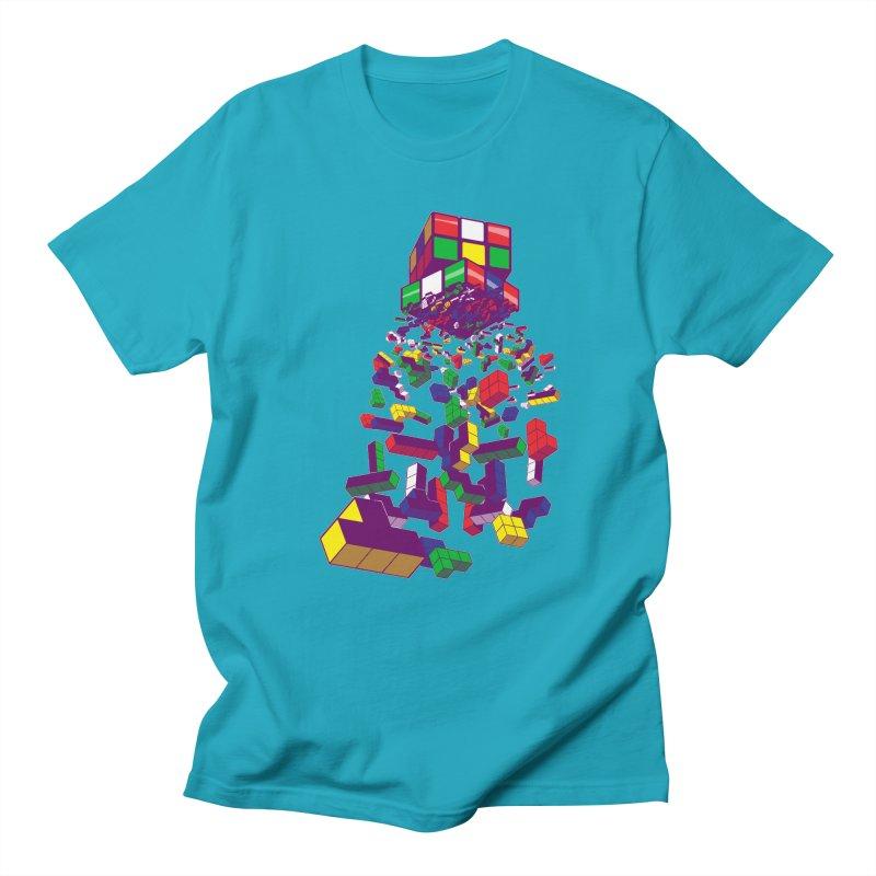 The God Cube Women's Unisex T-Shirt by The Salty Studios @ Threadless
