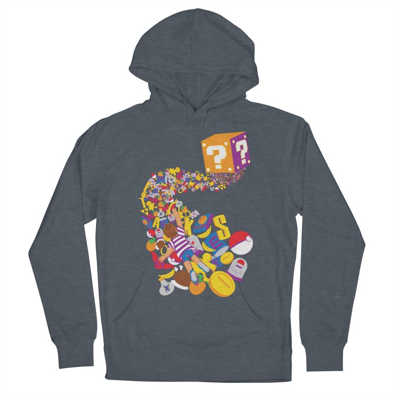 Quest for Power Women's Pullover Hoody by The Salty Studios @ Threadless