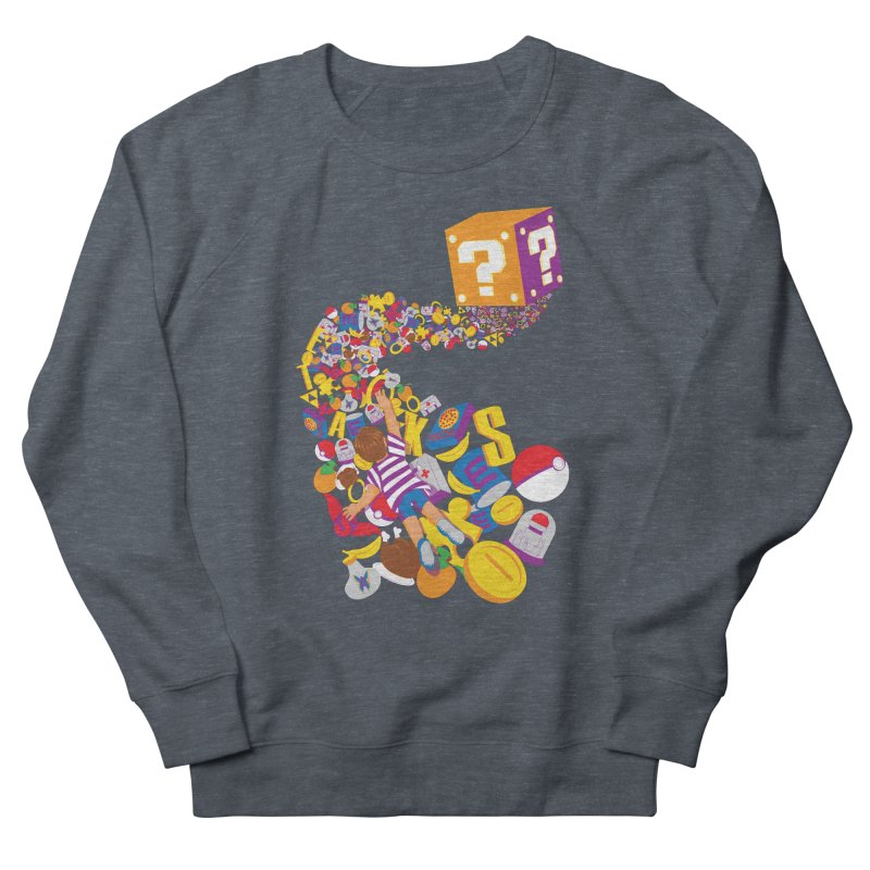 Quest for Power Women's Sweatshirt by The Salty Studios @ Threadless