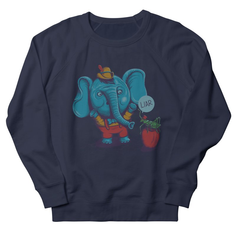 Liar Men's Sweatshirt by samalope's Artist Shop