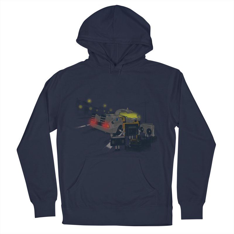 Back to Glorious Day Men's Pullover Hoody by samalope's Artist Shop