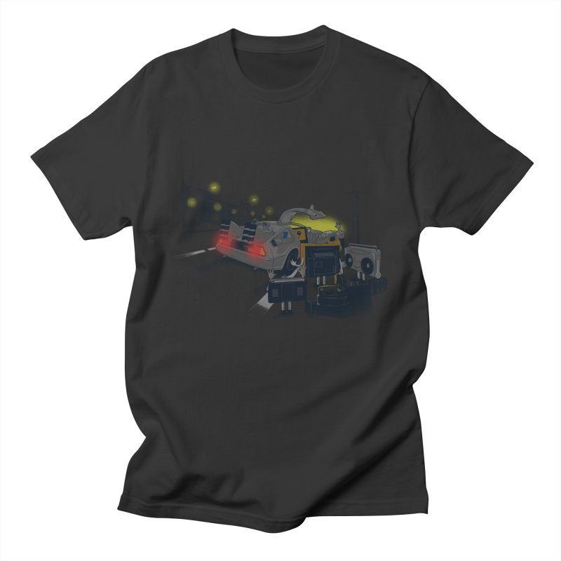 Back to Glorious Day Men's T-shirt by samalope's Artist Shop