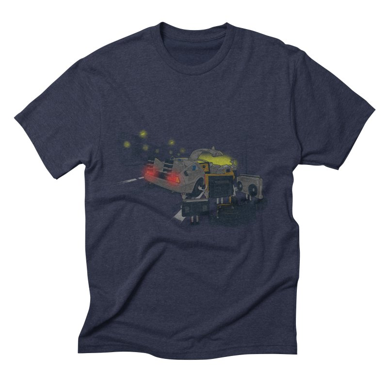 Back to Glorious Day Men's Triblend T-Shirt by samalope's Artist Shop