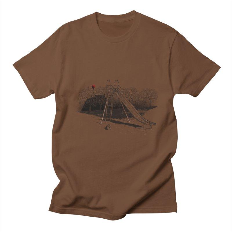 when monster Men's T-Shirt by samalope's Artist Shop