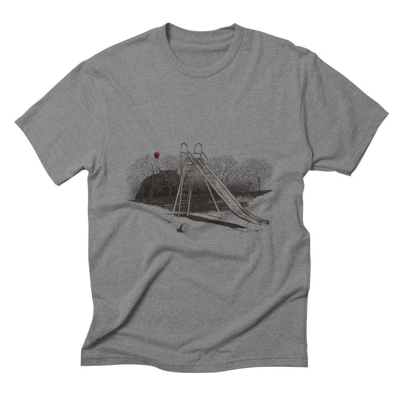 when monster Men's Triblend T-Shirt by samalope's Artist Shop