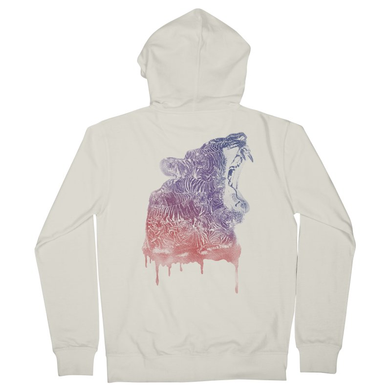 camuflage Women's Zip-Up Hoody by samalope's Artist Shop