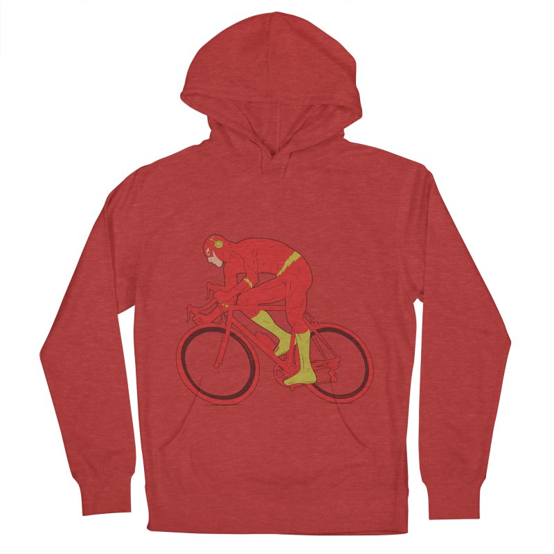 flash bike Women's Pullover Hoody by samalope's Artist Shop