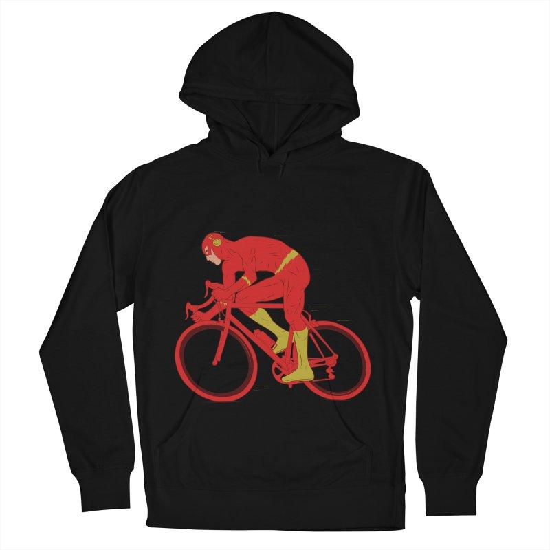 flash bike Men's Pullover Hoody by samalope's Artist Shop