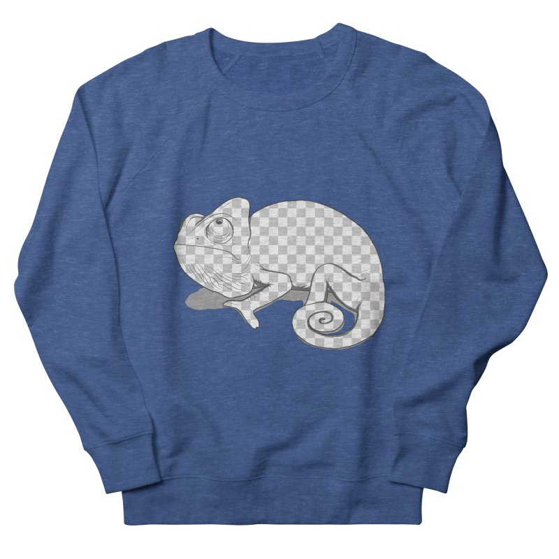 transparant mode on Men's Sweatshirt by samalope's Artist Shop