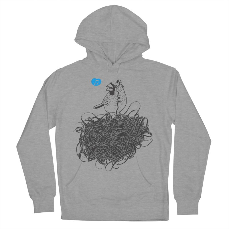 a song of harmony Men's Pullover Hoody by samalope's Artist Shop