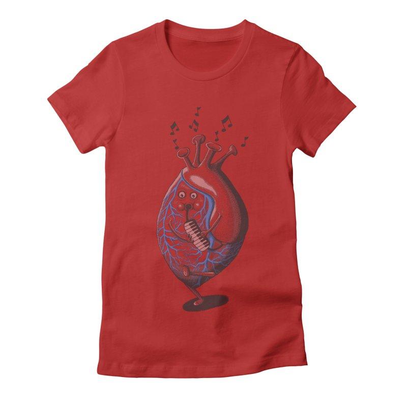 rhythm of my heart   by samalope's Artist Shop