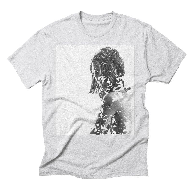 Exclusion II Men's Triblend T-shirt by samanthafortenberry's Artist Shop