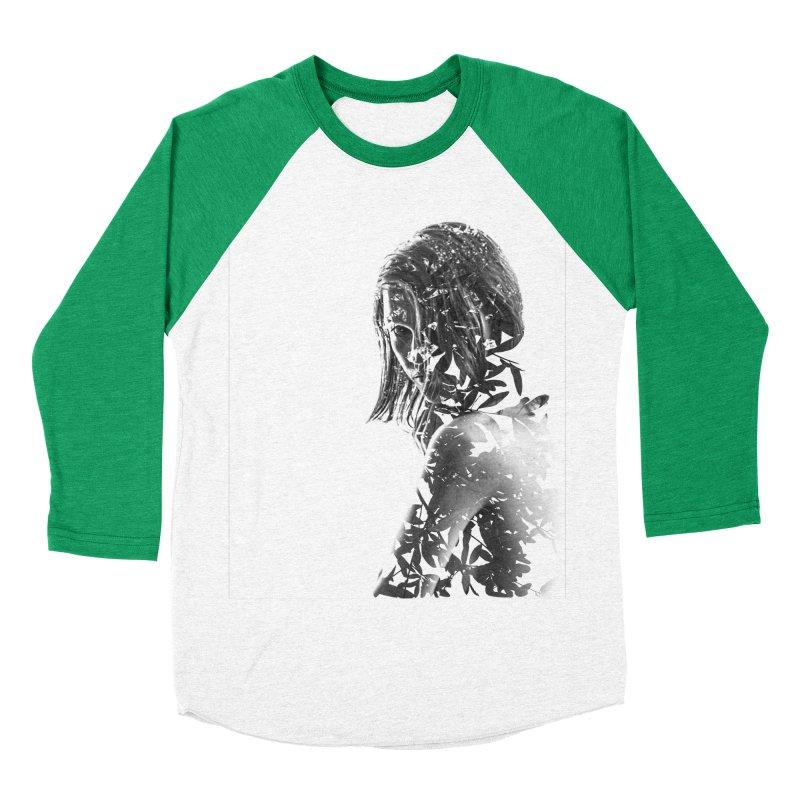Exclusion II Women's Baseball Triblend T-Shirt by samanthafortenberry's Artist Shop
