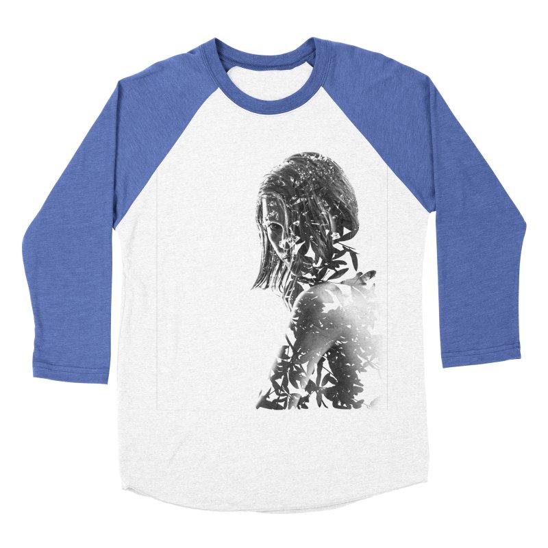 Exclusion II Men's Baseball Triblend T-Shirt by samanthafortenberry's Artist Shop